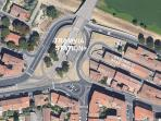 map tram stop