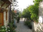 Troodos wine village