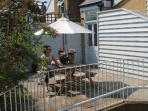 Bunting and Bowline Patio