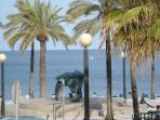 Popular Albir Beach just approx. 30min drive from this property.