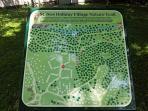 Woodland Nature Trail Map
