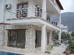 villa manzara is not overlooked by other properties