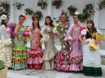 Fiesta de San Augustin in Mojacar Pueblo