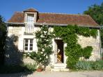 The Barn - lovely one bed cottage in heart of france Loire Valley
