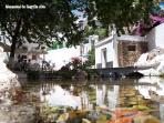 Alrededores : Manantial aldea de Zagrilla Alta