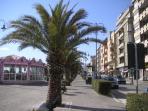 Nettuno High Street (10 minute walk)