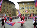 Yet another festival in Volterra!