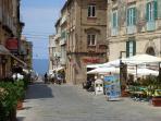 Wander down Tropea centre