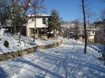 Winter at Geshaview