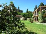 Residence Villa Elena. Garden