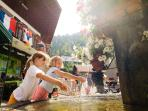 Summer in La Giettaz