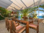 Luxury Villa Mare with pool on the private beach in Orebic on Peljesac