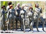 Fun for all the family at the mud baths