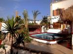 ... Dahab is perfect for windsurfing, kitesurfing and diving
