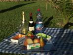 We can organise picnic baskets and surprises for special occasions!