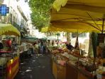 Lezignan Market