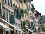 Local town of Pescia 15 Mins by car, for provisions, banks &Bars, markets and sightseeing.