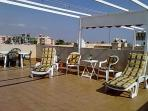 Private roof solarium