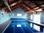 Quilty Holiday Cottages on site swimming pool, free access.