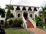 Visit Sunbury Plantation House one of many around the island