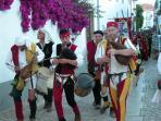 Medieval Fair - summer in Obidos