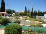 Golfing Park 10 min walk from apartment