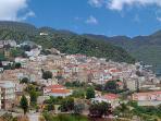 Falerna village