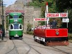 Crich tramway museum for a fun day out