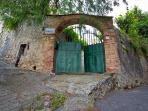 Daniela's house in Liguria