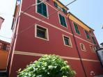 View of Palazzo Paganini