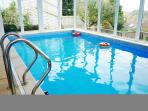 Oceana Private Heated Swimming Pool
