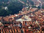 Brasov - view from Tampa Hill