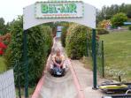 Fun in the park at Bel Air