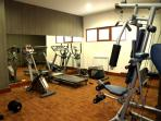 The Gym (Free for Guests)