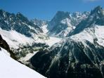 Valley Blanche Chamonix