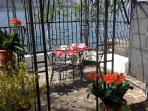 breakfast by the lakeside