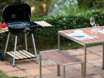 Complimentary BBQ area in the surrounding landscaped garden