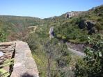 Route de Castelnou