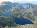 Rila Seven Lakes