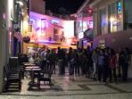 Nightlife in Old Town