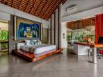 Villa Banyu Master Bedroom
