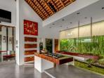 Villa Banyu Kitchen