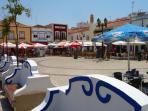 Place du village de Ferragudo