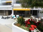 50 m2 sun terrace