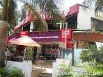 Cafe Coffee Day & Costa Coffee very popular hangout joints just around the corner from the apartment
