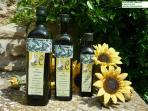 Olio extra vergine di oliva nostra produzione