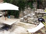 El Casot Terrace