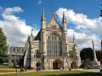 Winchester Cathederal