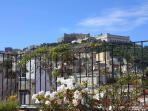 castel sant'elmo e certosa san martino dalla terrazza