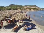 spiaggia a 10 minuti a piedi - the beach near (10 minutes by feet)